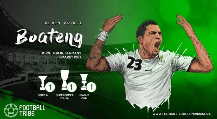 Kevin-Prince Boateng, Sang Pangeran Afrika Sesungguhnya
