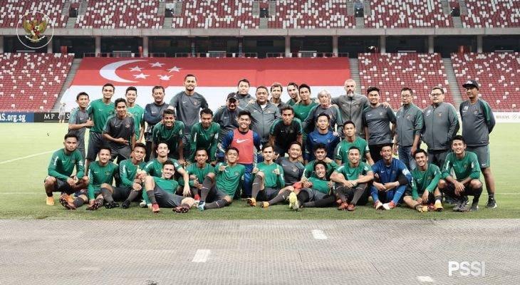 Tiga Gol Timnas U23 yang Buat Singapura Tidak Berdaya