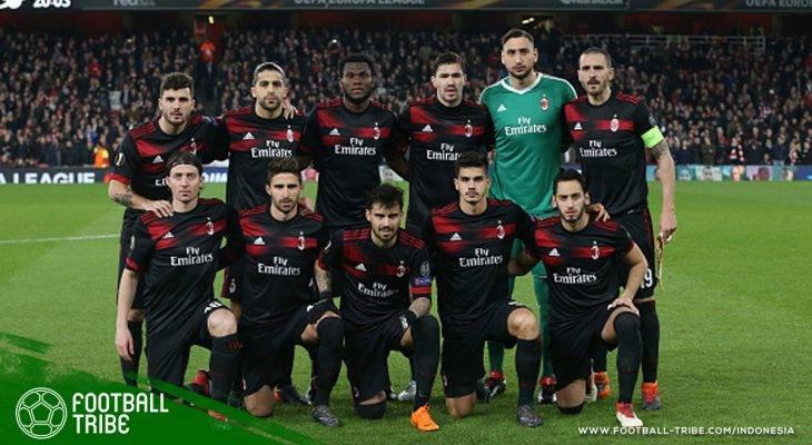 AC Milan Diminati Kerajaan Uni Emirat Arab