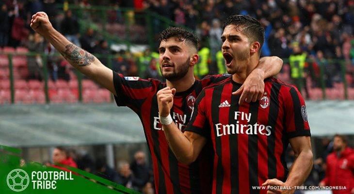 AC Milan Menangkan 96 Menit yang Menegangkan di San Siro