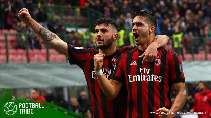 AC Milan kembali meraih poin penuh