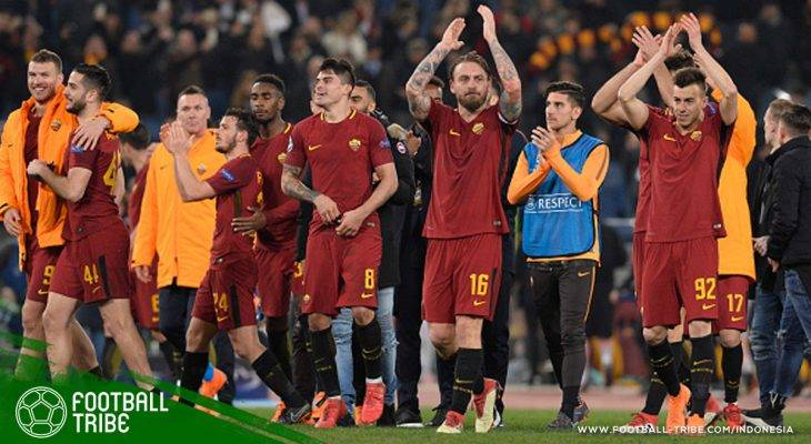 Tawa AS Roma, Bahagia Italia