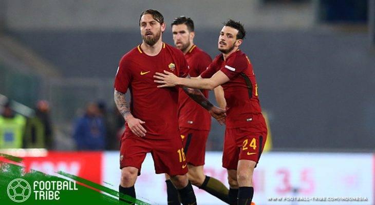 Gulung Torino, AS Roma Kokoh di Posisi Tiga