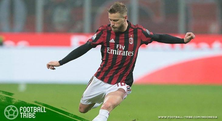 Sudah Waktunya Ignazio Abate Meninggalkan AC Milan