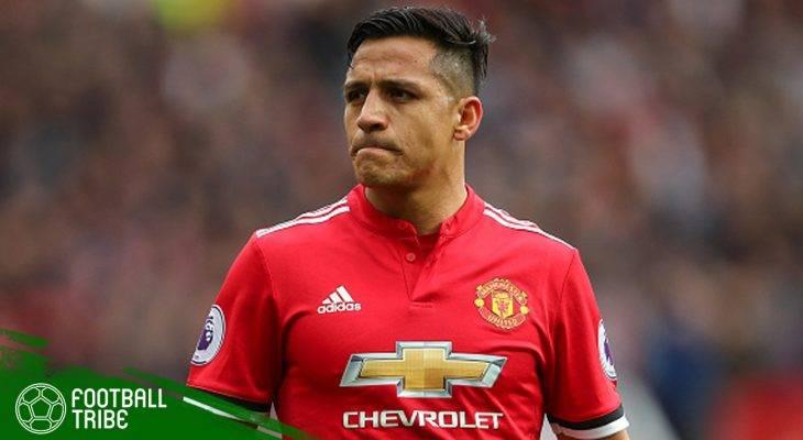Sikap Penyendiri Alexis Sanchez yang Bisa Menjadi Penyebab Kegagalannya di Manchester United