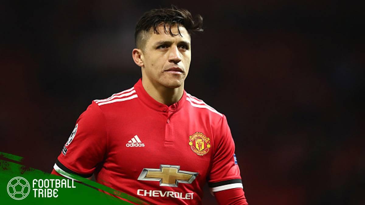 Sanchez mencatatkan rekor dalam hal kehilangan bola