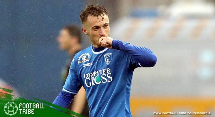 Alfredo Donnarumma, Penyerang Subur yang Sedang Bersinar di Serie B