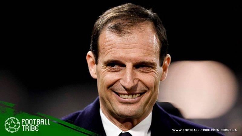 Allegri ke ibu kota Prancis musim terakhir Allegri bersama Juventus