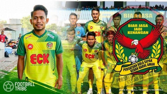 Tanpa Andik Vermansah, Kedah Tersingkir dari Piala FA Malaysia
