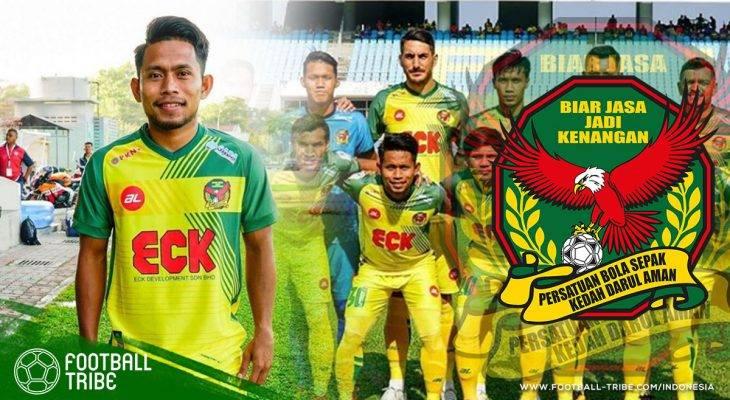 Andik Vermansah Bantu Kedah Menang Dramatis di Piala FA Malaysia