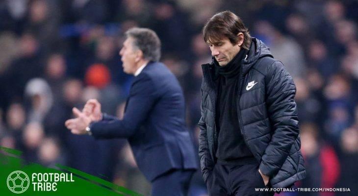 Turbulensi di Tubuh Chelsea dan Asa yang Tersisa bagi Antonio Conte