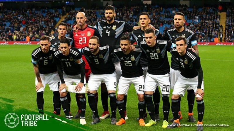 Argentina jelas sudah memiliki masalah besar