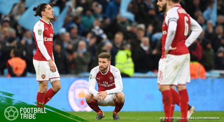 Tren Positif Tim yang Kalah di Final Piala Liga, Arsenal akan Kembali ke Empat Besar?