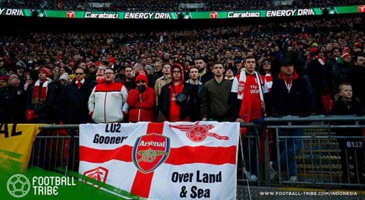 Arsenal Larang Suporter Mereka Datang ke Moskow