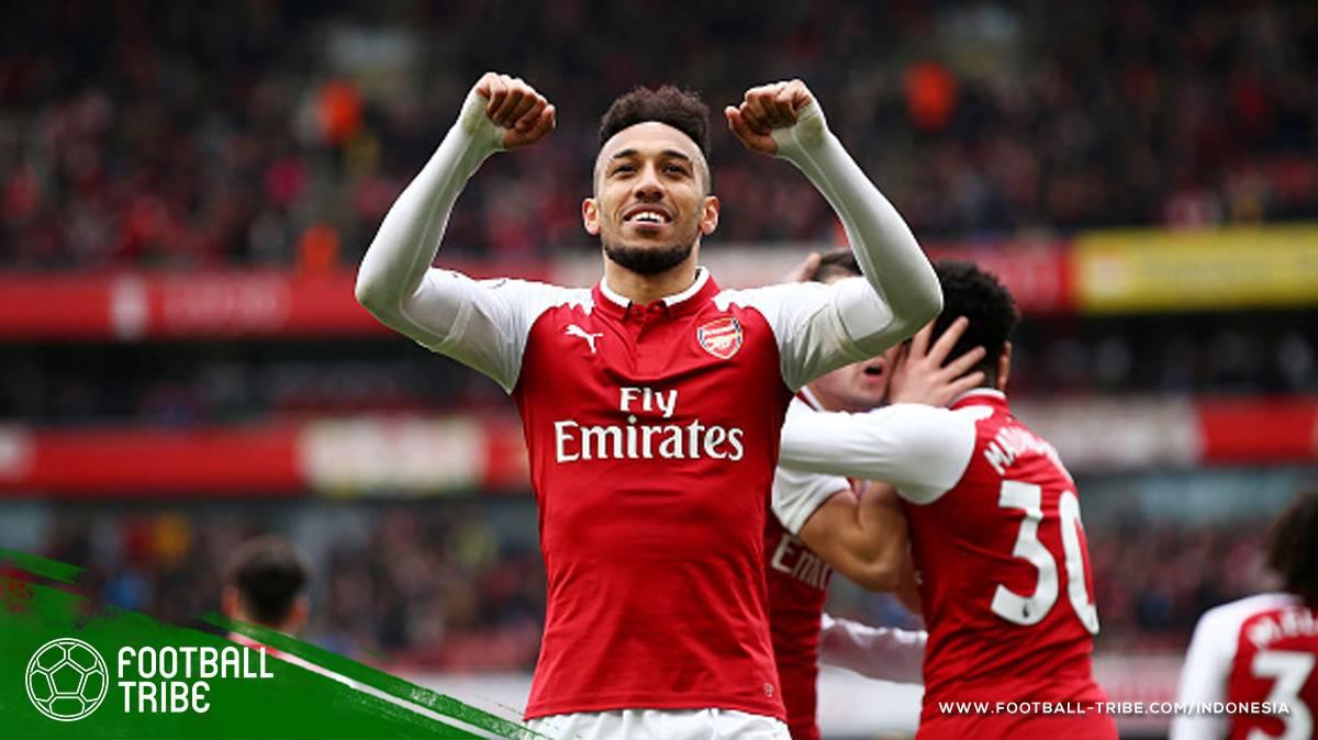 Arsenal mampu raih dua kemenangan beruntun