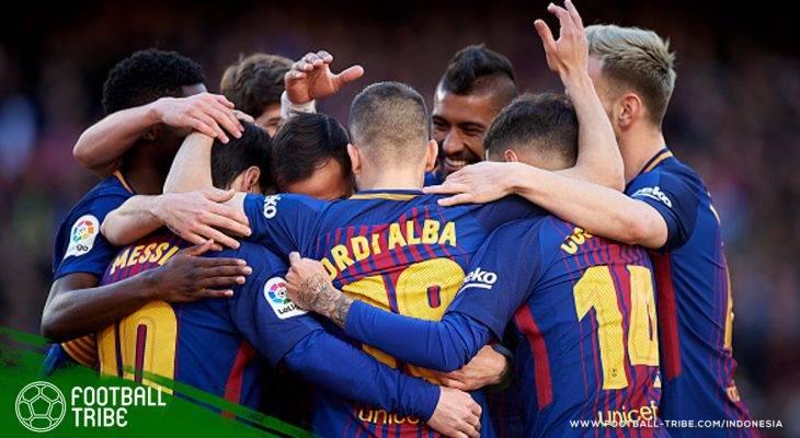 Jornada 29: Atletico Madrid Ditenggelamkan Villarreal, Barcelona Sedikit Lagi Juara
