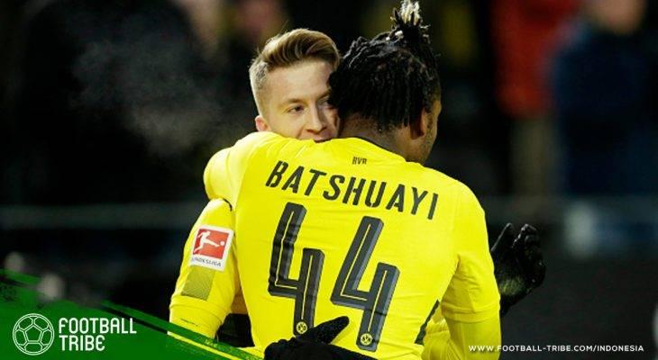 Batman dan Robin Sebagai Juru Selamat Borussia Dortmund