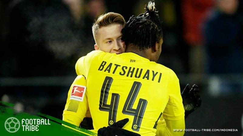 membantu usaha Dortmund
