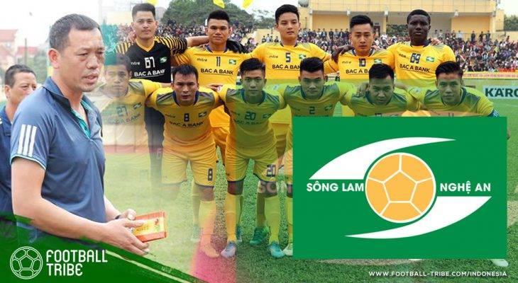 Mengenal Song Lam Nghe An, Jagoan Lawas Liga Vietnam