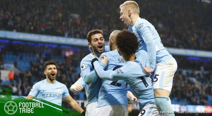 Tembok Chelsea Tidak Cukup Untuk Hentikan Manchester City