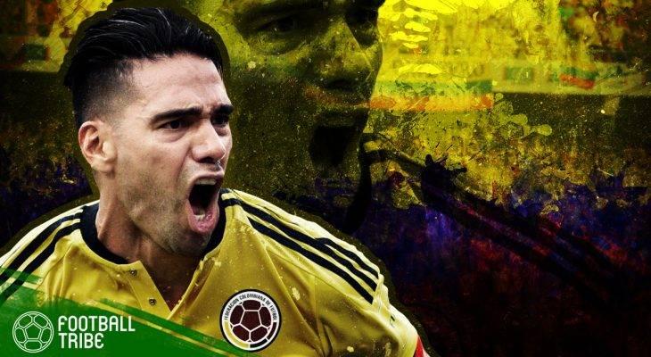 Radamel Falcao dan Piala Dunia Pertama bagi Kariernya