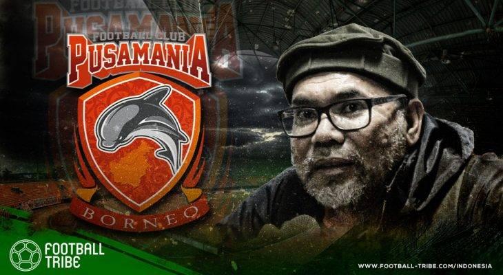 Tribe Profil: Pembuktian Iwan Setiawan dan Potensi Kuda Hitam Borneo FC