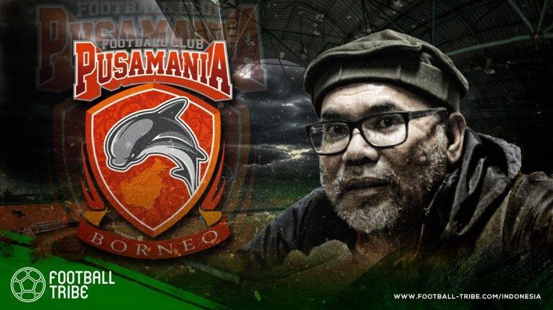 prestasi Borneo Iwan resmi diputus kontraknya