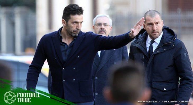 Gugurnya Rivalitas Juventus dan Fiorentina di Pemakaman Davide Astori