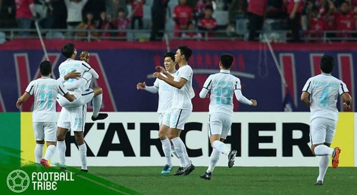 Buriram United Tak Terkalahkan dari Cerezo Osaka di Liga Champions Asia