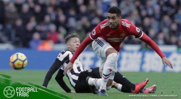 Alasan-Alasan yang Membuat Chris Smalling Masih Dipertahankan Manchester United