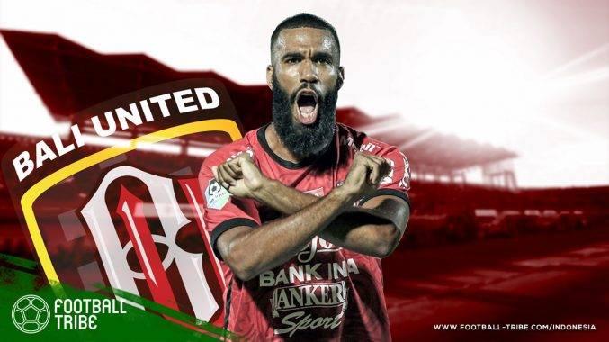 Cinta Sylvano Comvalius yang Masih Bersemi untuk Bali United