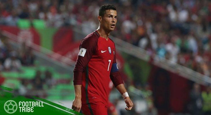 Ketergantungan Portugal terhadap Cristiano Ronaldo yang Bisa Menjadi Batu Sandungan Besar