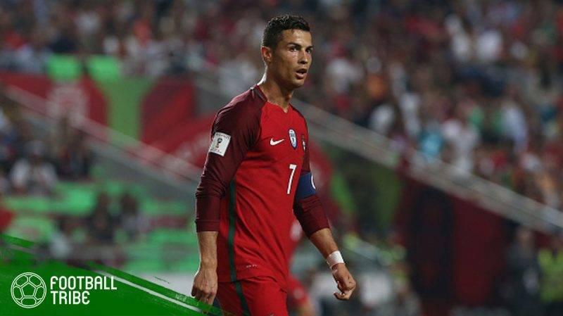 ketergantungan terhadap Ronaldo