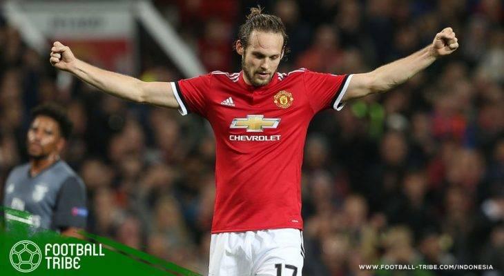 Daley Blind Takkan Pergi Secara Gratis dari Manchester United