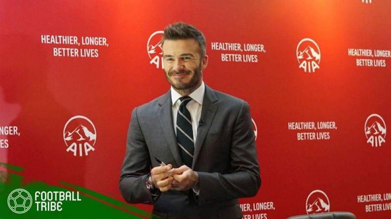 Beckham ke Indonesia