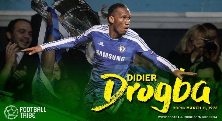 Keabadian Didier Drogba sebagai Juru Gedor Kelas Dunia