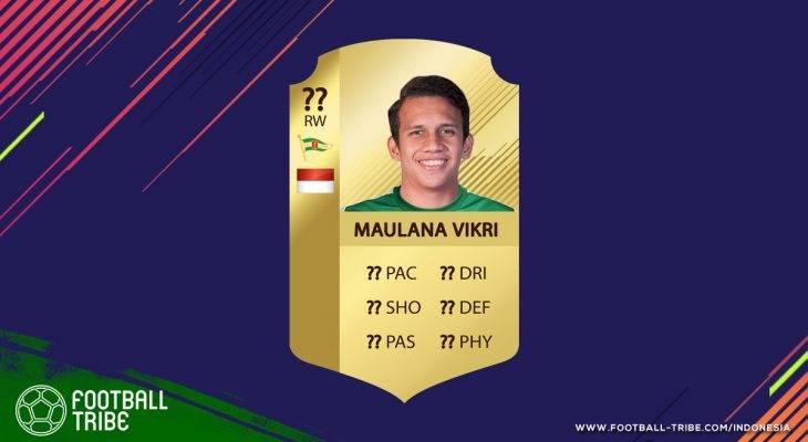 Kira-Kira, Berapa Rating FIFA Egy Maulana Vikri untuk FIFA 19?