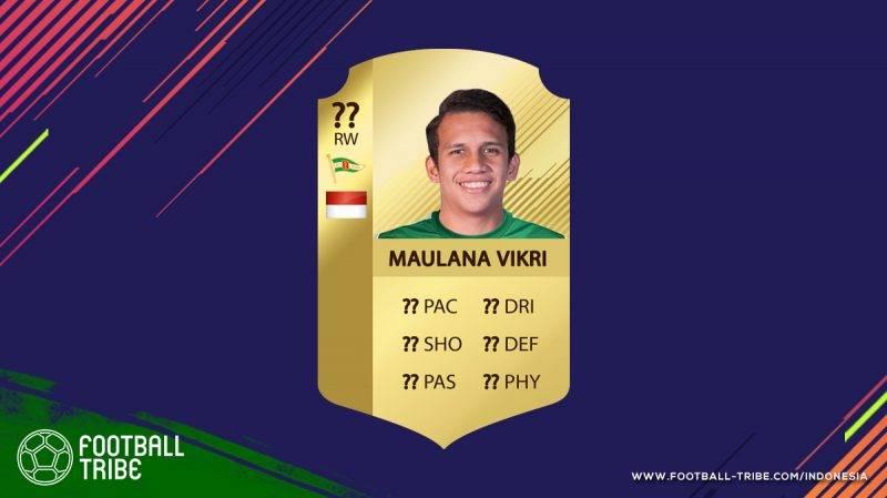 rating FIFA untuk seorang Egy Maulana