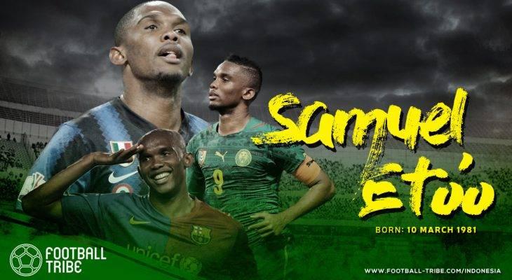 Samuel Eto'o, Mesin Gol Legendaris dari Benua Hitam