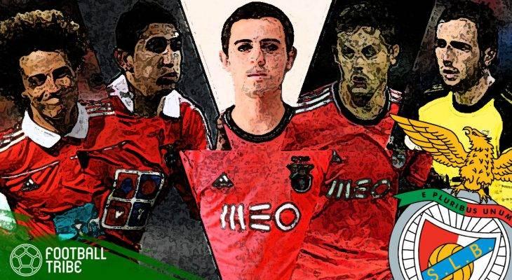Betapa Mengerikannya Benfica Andai Sebelas Pemain Ini Bertahan