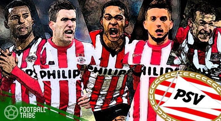 Para Mantan yang Bisa Membuat PSV Eindhoven Bertaji di Benua Biru
