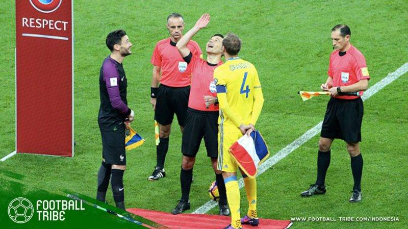 wasit yang akan bertugas selama Piala Dunia