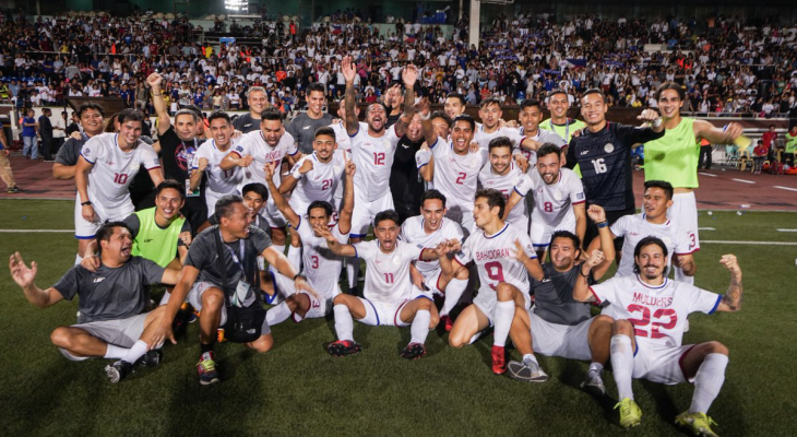 Diplomasi Sepak Bola yang Melejitkan Filipina