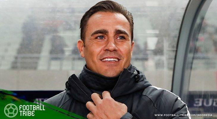 Di Cina, Nasib Fabio Cannavaro Digoyang Isu Pemecatan
