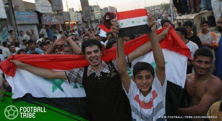 Kembalinya Suka Cita Sepak Bola ke Tanah Irak