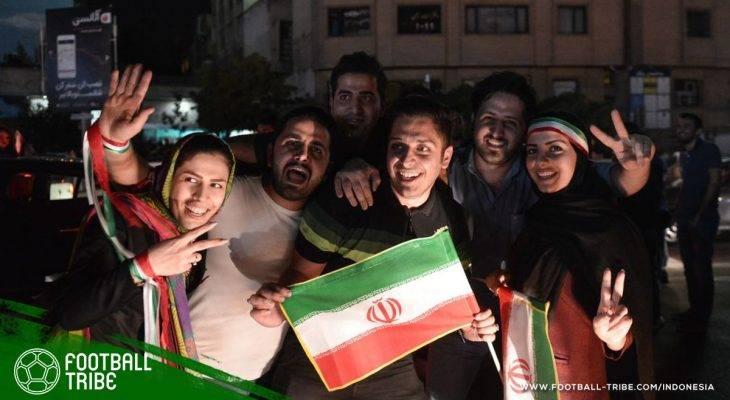 Presiden FIFA Meminta Iran Supaya Mengizinkan Wanita Hadir di Stadion Sepak Bola