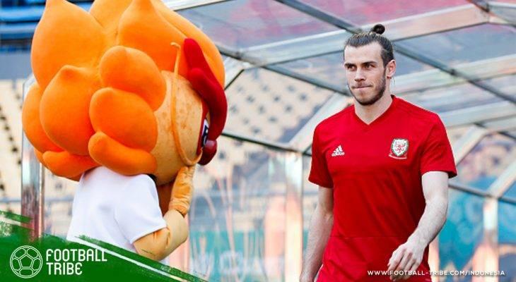 Gareth Bale Tempuh 30 Jam Perjalanan ke Cina demi Timnas Wales