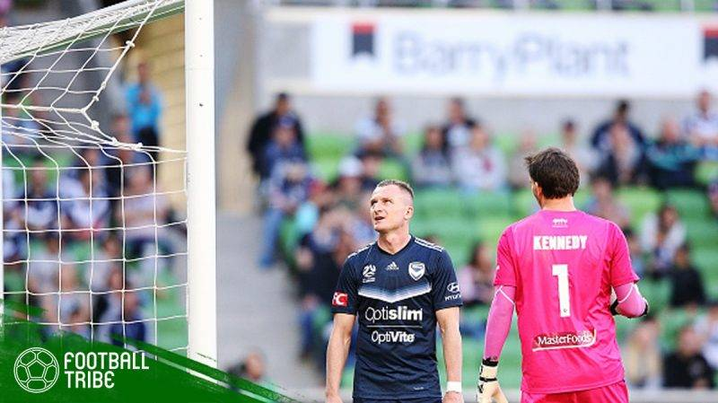 Melbourne Victory dan Central Coast Mariners