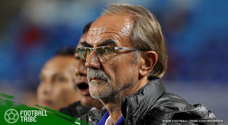 Tim Nasional Myanmar Bercerai dengan Gerd Zeise