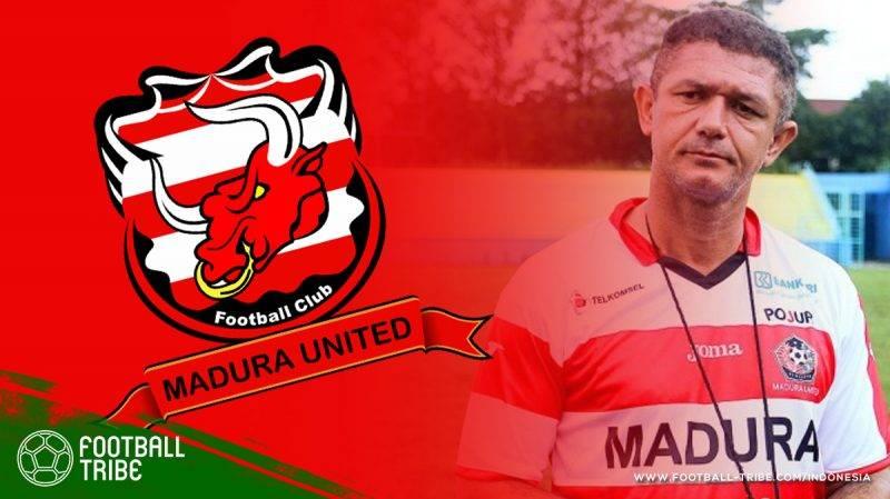 Gomes de Olivera di Madura United